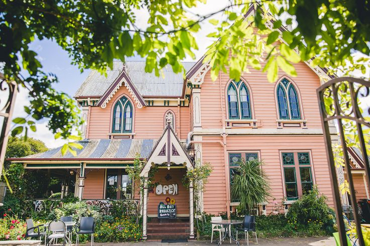 The Rectory Cafe, Devonport, Tasmania, Australia