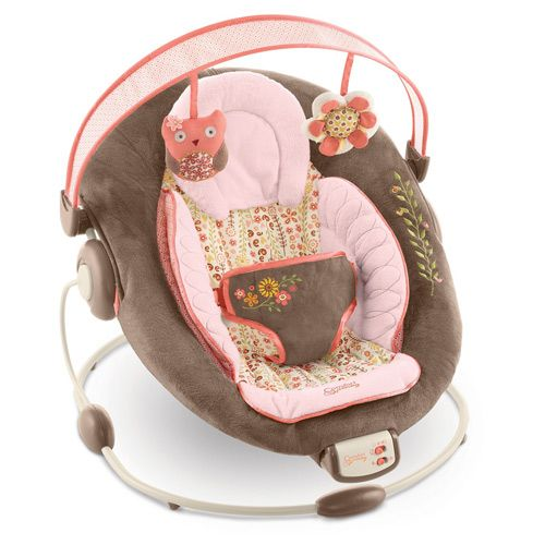 Owl Bouncer Baby Girl Gerry Pinterest Mom Owl And