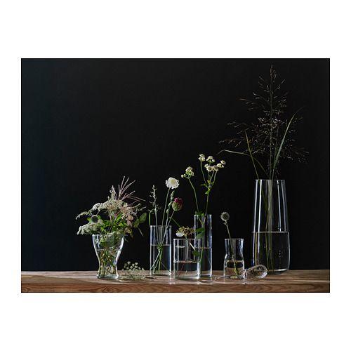 CYLINDER Vase, set of 3  - IKEA