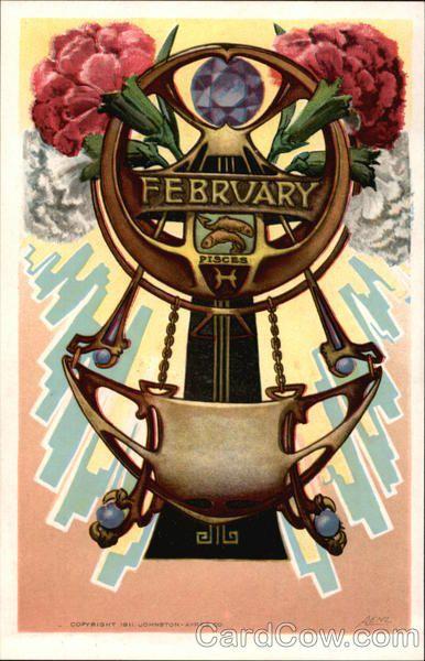 February - Pices AENZ Astrology & Zodiac
