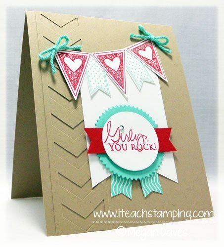 Stampin Ups Language Of Love Stamp Set Very