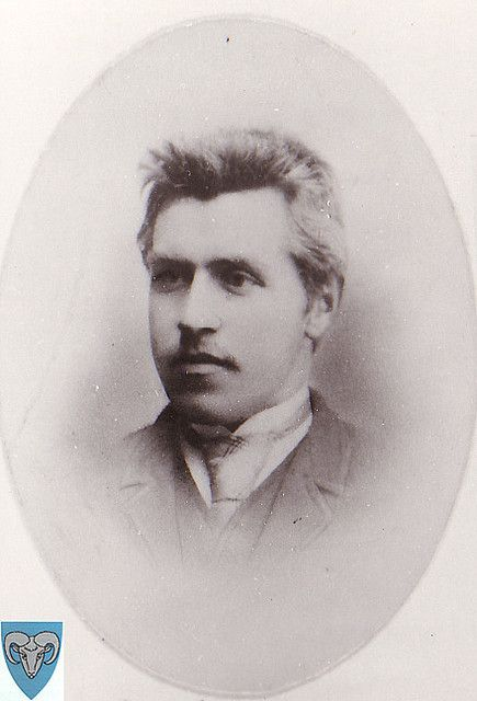 Gustav Endreson Søyland, my great grandfathers brother.