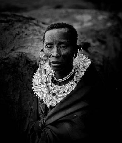 2012 WPGA Portrait Award   Masai Papou       Nicolas Lotsos