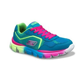 Skechers GOrun Ride Running Shoes - Girls
