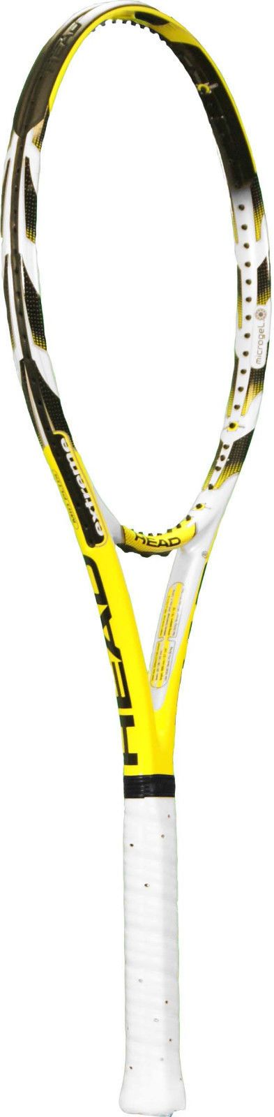 nice Head MicroGel Extreme MP Tennis Racquet  NEW   Check more at http://harmonisproduction.com/head-microgel-extreme-mp-tennis-racquet-new/