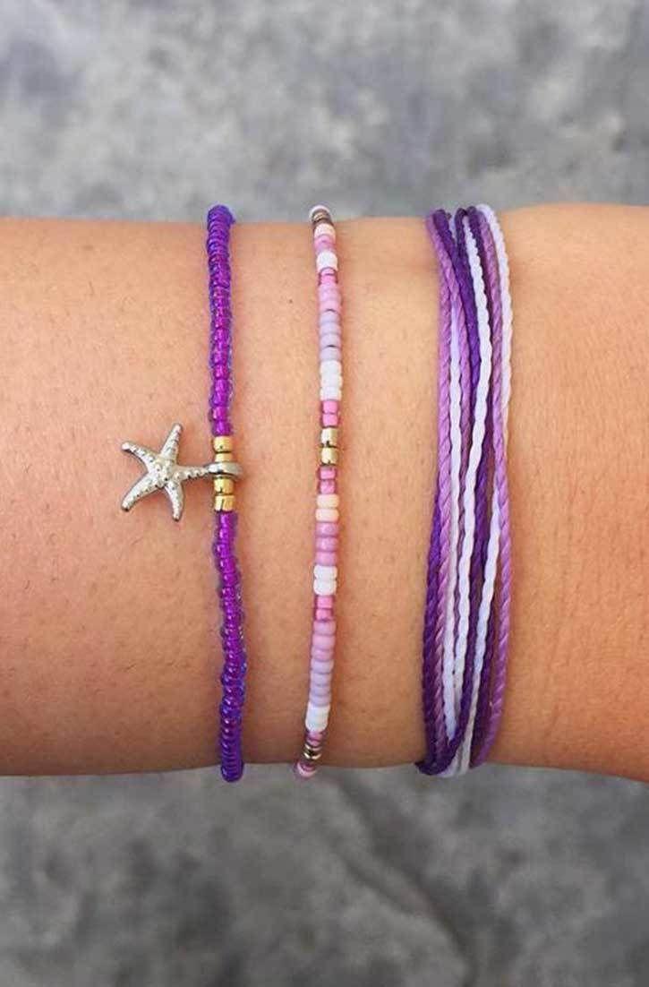 Pretty Purples | Pura Vida Bracelets