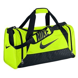 The perfect bag to keep all your gear close when you need it! DURABLE  STORAGE AND PROTECTION. The Nike Brasilia 6 (Medium) Duffel Bag is made  from ... f14022e885