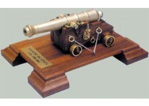 Cannone da costa Americano 1780-1812   scala 1:17