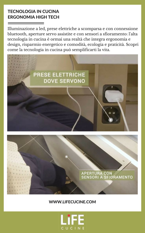 Oltre 25 fantastiche idee su prese elettriche su pinterest - Prese a scomparsa cucina ...