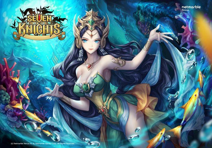 Hidden Master - Roro Seven Knights