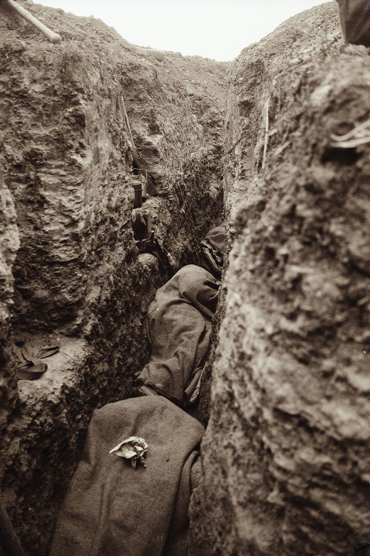 trench warfare in world war 1 essay Many planners, likewise, recognized that any war on the continent would be a  long one, rather than the short and decisive war.