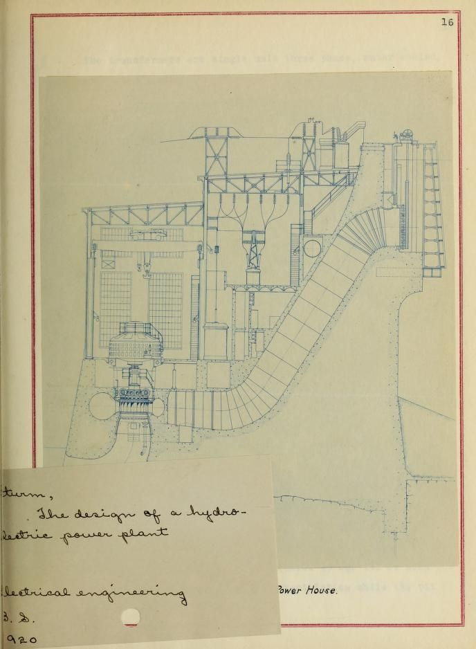 The Design Of A Hydroelectric Power Plant With Images Hydroelectric Power Plant Hydroelectric Power Power Plant