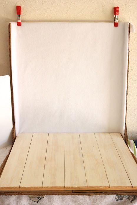 love this DIY photo area                                                                                                                                                                                 Mehr