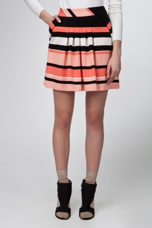 Фото юбка женская светло-розовая (1830331) размеры XS, S, M, L.
