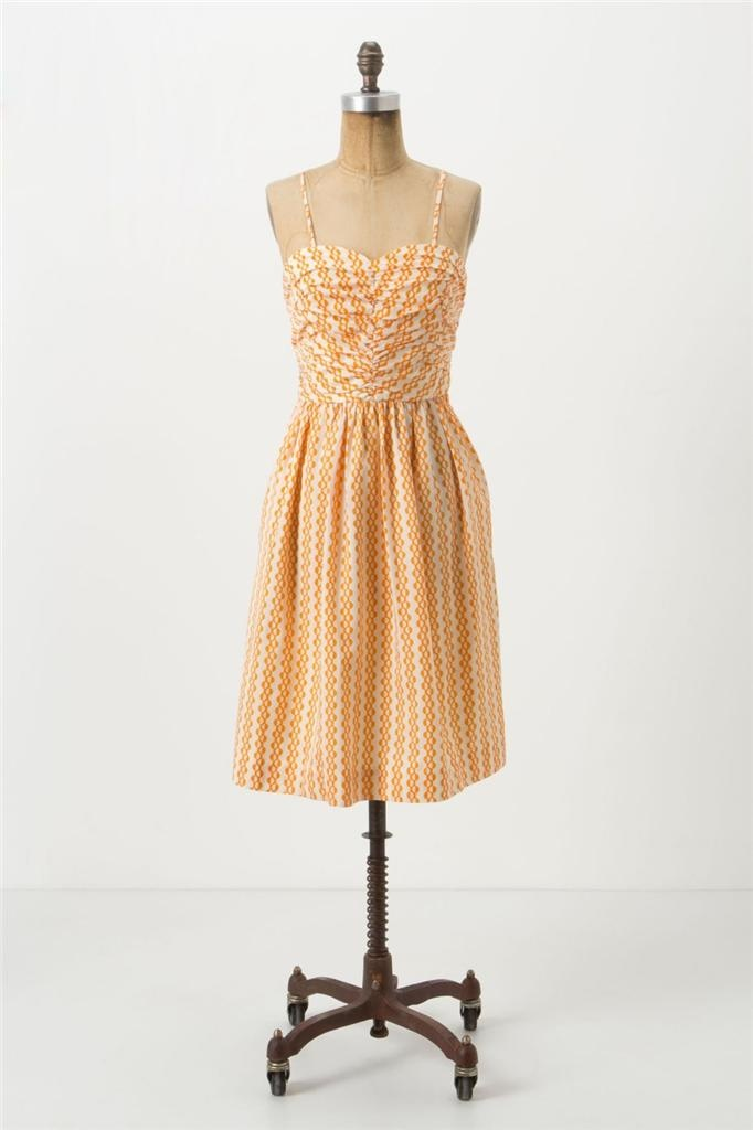 Anthropologie leifsdottir summer twilight dresses
