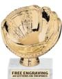 Trophy Direct's Participation Softball Trophies Are A Great Way To Award Everyone Involved! This Beautiful Softball Trophy Features A Figure Of Your Choice That Sits Atop A Marble Base.