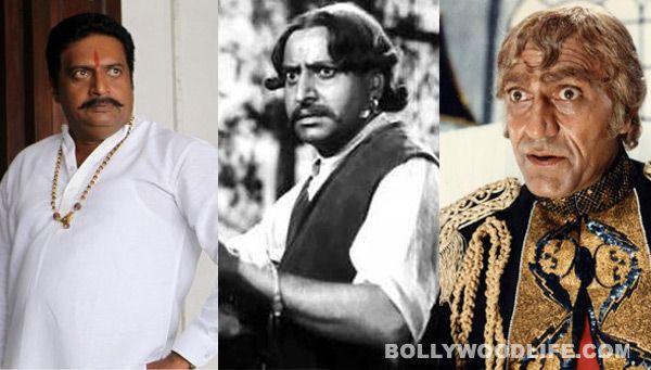 Prakash Raj, Pran, Amrish Puri villains