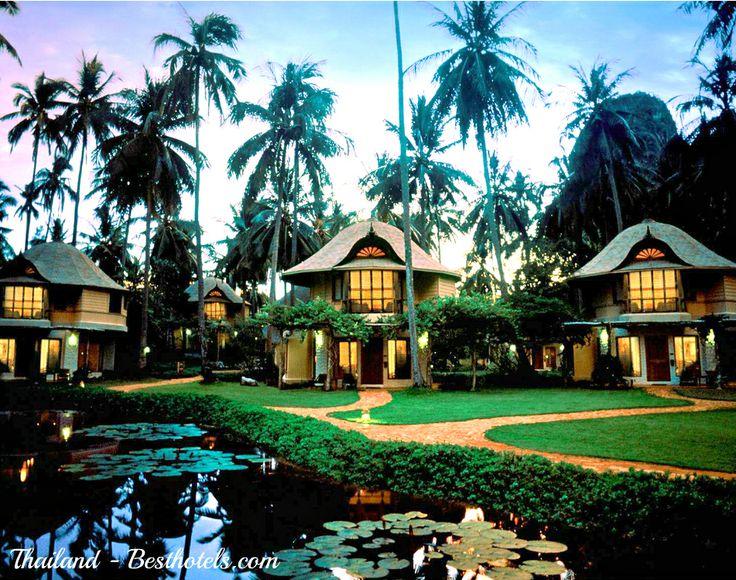 Best Hotels Wallpapers Hotel Krabi Luxury In Thailand Tags My Destinations Pinterest