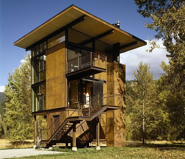 69 best Crazy Looking Houses images on Pinterest | Architecture ...