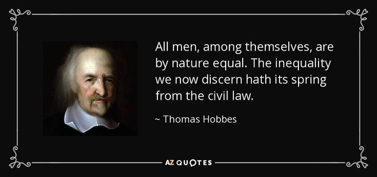 TOP 25 QUOTES BY THOMAS HOBBES (of 234) | A-Z Quotes