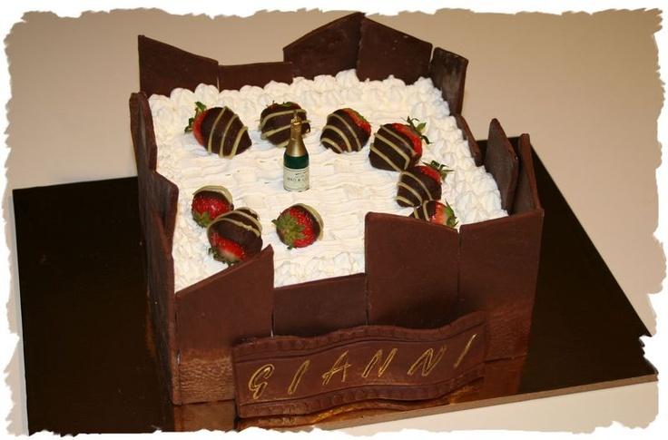 [SAP] - Geometria di fragole e cioccolato