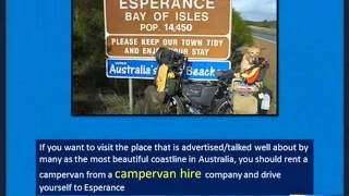 Campervan Hire: Australia is littered with attractively old-fashioned, charming towns  jake rivas - YouTube