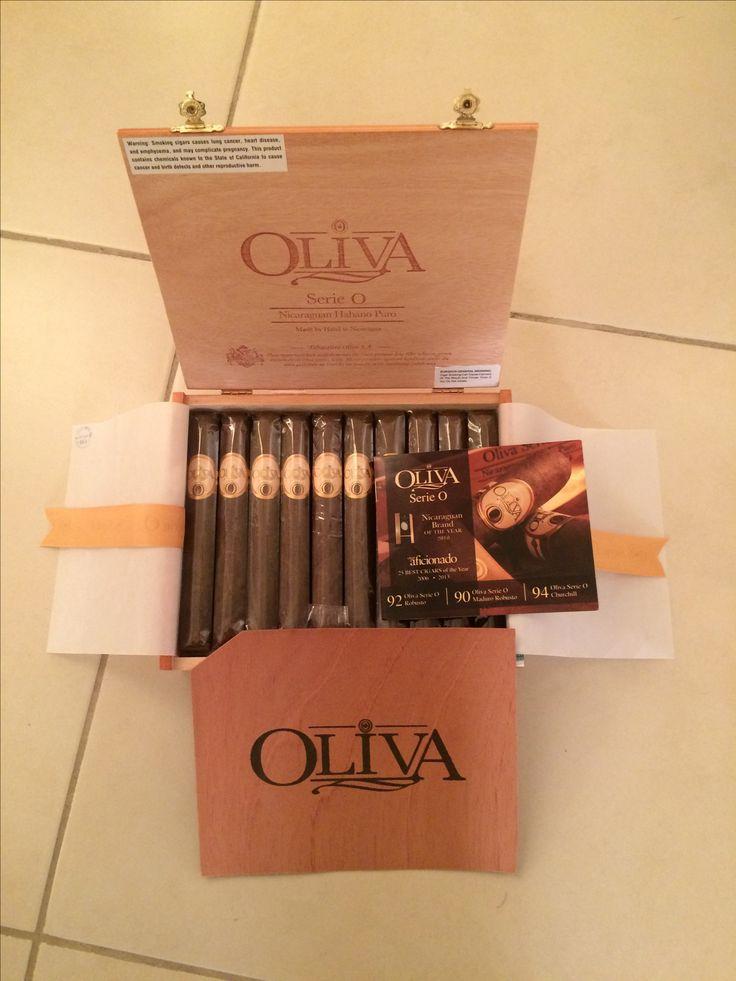 Oliva Serie O Box