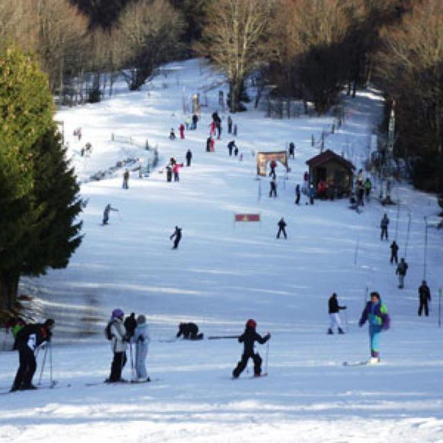A 60 KM du Gite  La Planche des Belles Filles est une station familiale dont le point le plus haut est à 1 148 m.  Pistes de ski alpin, de fond, piste de luge, descente en bouée, buvette, parcours balisés de randonnée à raquettes et panorama seront vos meilleurs alliés pour profiter pleinement de la station avec l'arrivée de la neige.