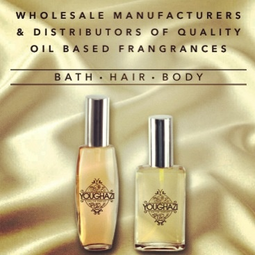 Youghazi Perfume Bottles