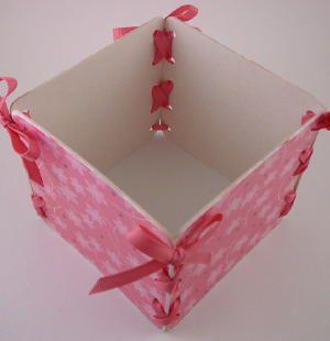 Coaster Gift Box Project
