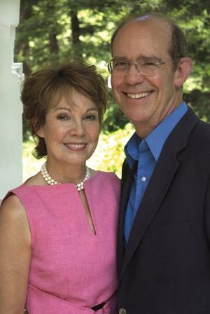 David and Julie Eisenhower ---Julie is the daughter of President Nixon