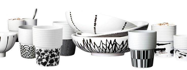 Filippa K & Rörstrand porcelain