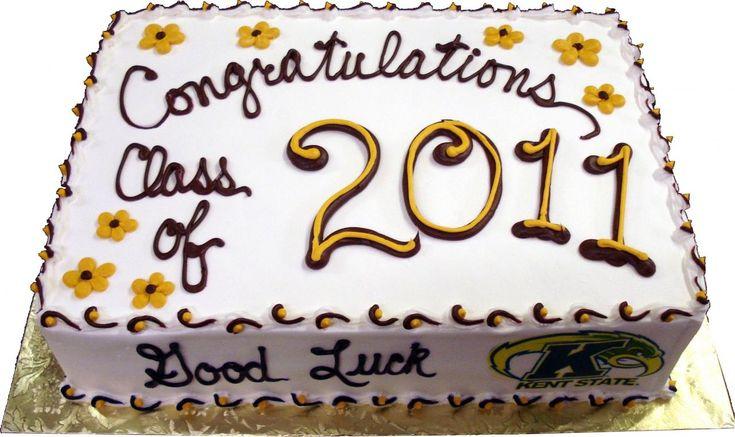 High School Graduation Sheet Cakes | Graduation Cakes | Sugar Showcase