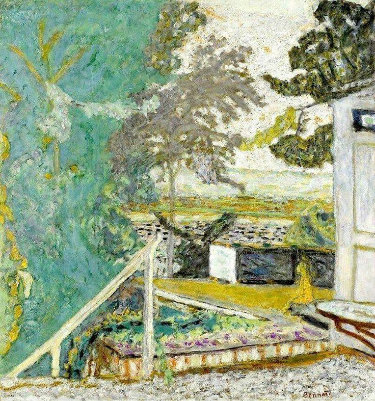 Pierre Bonnard …