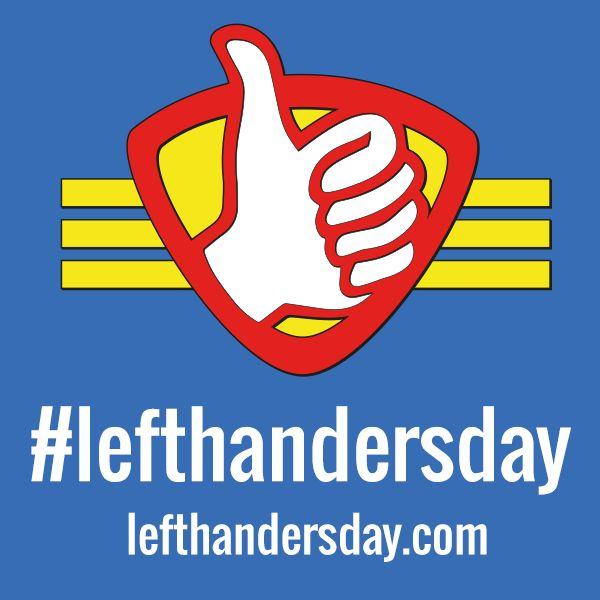 Happy #Lefthandersday to all you left-handed people out there! Treat yourself to great skincare today - and every day! - from Skin-Peel. ;)
