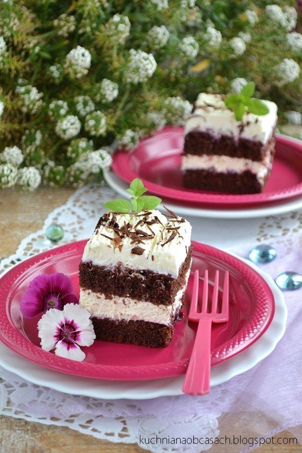 kuchnia na obcasach: Ciasto porzeczkowiec