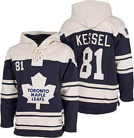 Old Time Hockey Toronto Maple Leafs Phil Kessel Sawyer Hooded Sweatshirt - Shop.Canada.NHL.com $139.99