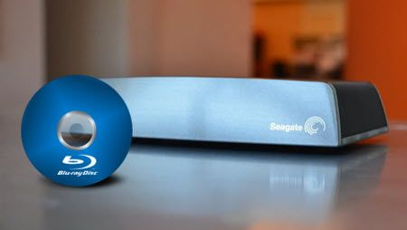 Backup Blu-ray to Seagate Central for WD Media Player Playback