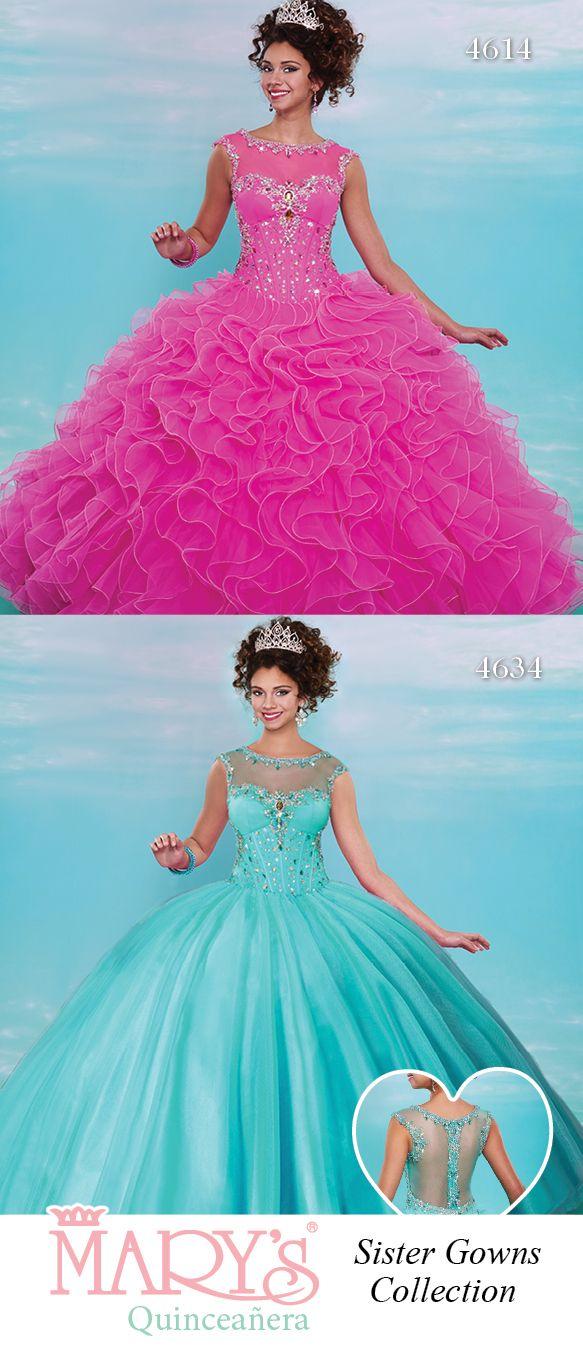 321 best 15 años dresses images on Pinterest   Quince ideas ...