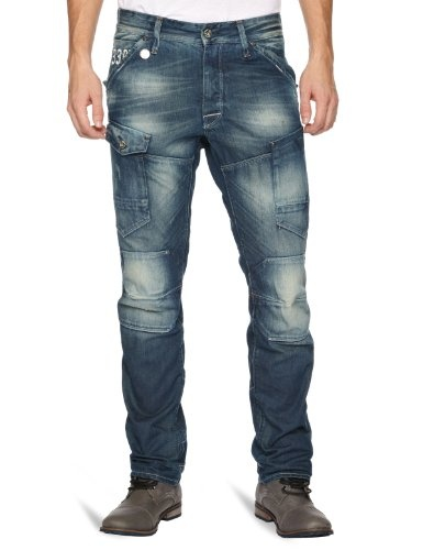 Wadulifashions — G-Star Men's Gn 5620 3D Tapered Denim Pant