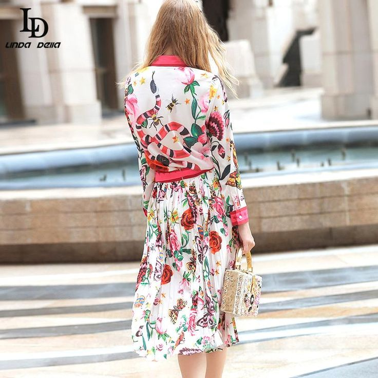 Fashion Women Long Sleeve Party Wear Red Printing Long Dress Plus size XXL Who like it ? www.storeglum.com... #shop #beauty #Woman's fashion #Products