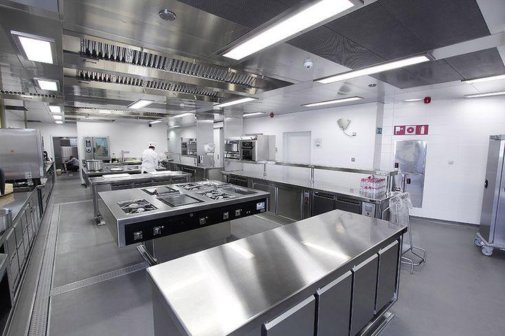 22 best Cocinas Industriales images on Pinterest | Hotels ...