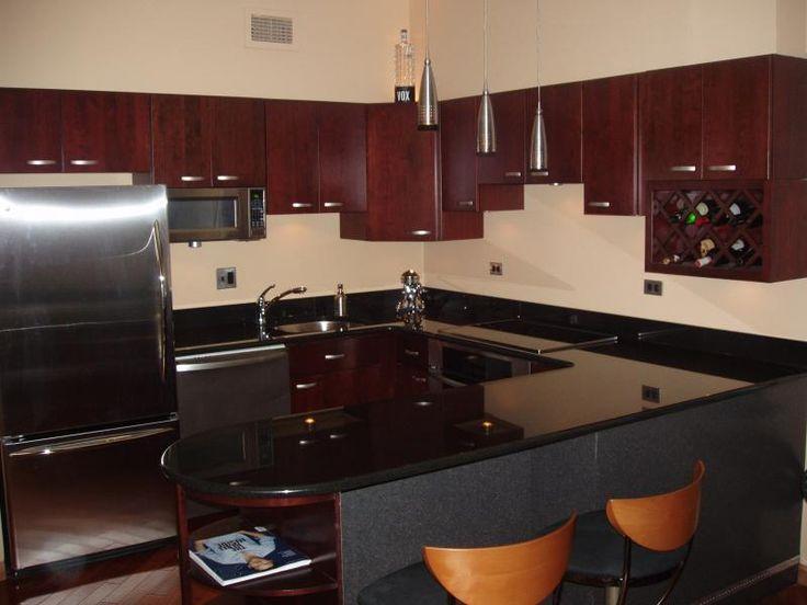 34 best kitchen paint colors images on pinterest for Black cherry kitchen designs