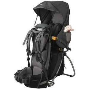 A blog post I wrote last year on taking babies and toddlers hiking - a basic guide on gear and whatnot.