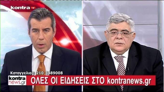 Ν. Γ. Μιχαλολιάκος: Οι τούρκοι δεν καταλαβαίνουν άλλη γλώσσα παρά μόνο την πολιτική των κανονιοφόρων! ΒΙΝΤΕΟ