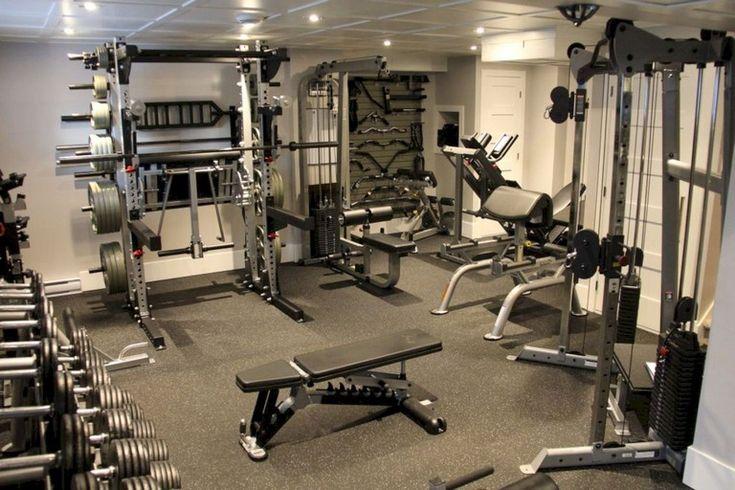 31 Handsome Fitness Room Ideas Decorideas Decoration Decorinspiration Gym Room At Home Home Gym Design Home Gym Decor