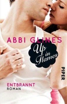 """Ich lese gerade """"Up in Flames – Entbrannt"""" von """"Glines, Abbi"""" in der tolino Lese-App"""