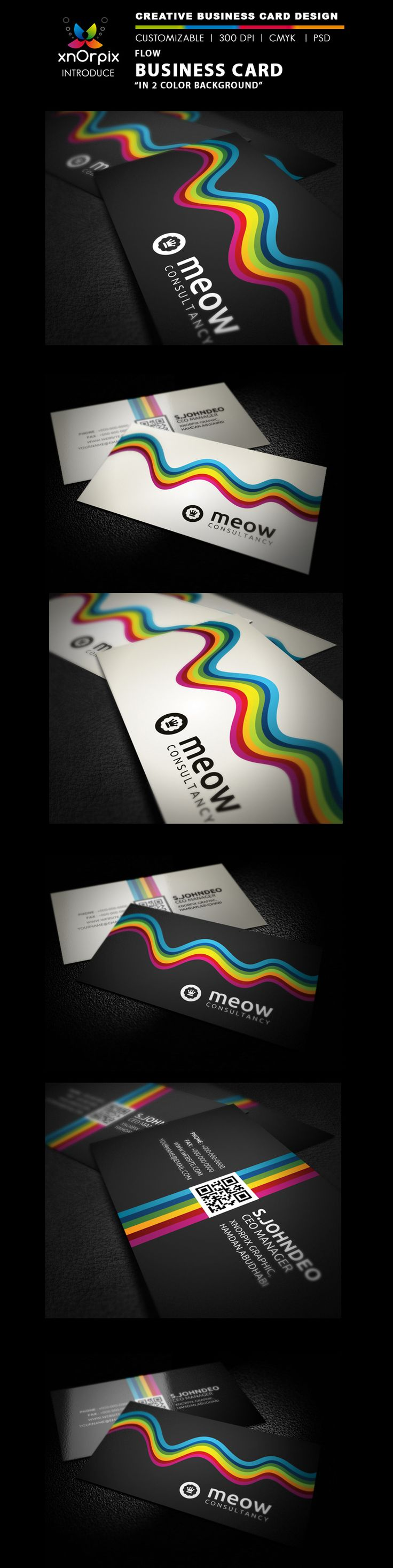 82 best Plastic Business Cards Square Business Cards Unique