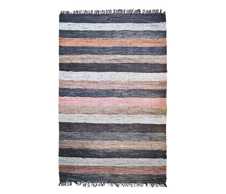 Carpet Recycled Leather - multicolor