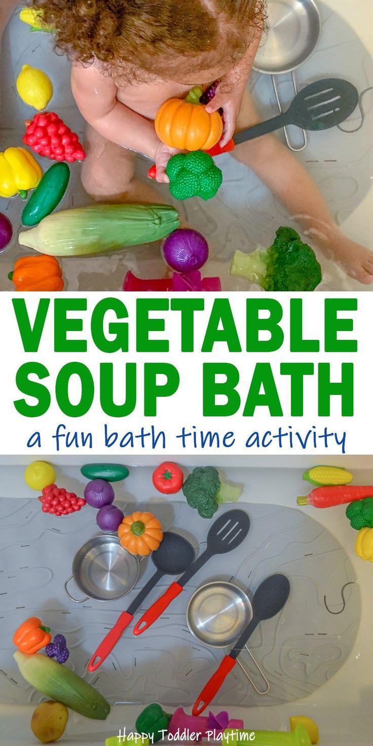 Vegetable Soup Bath
